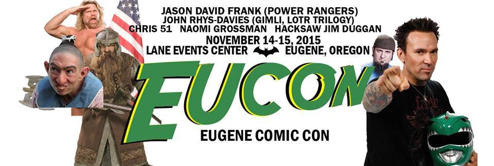eugene Comiccon