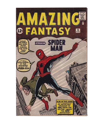 Comic Book Restoration - Action comics AFTER