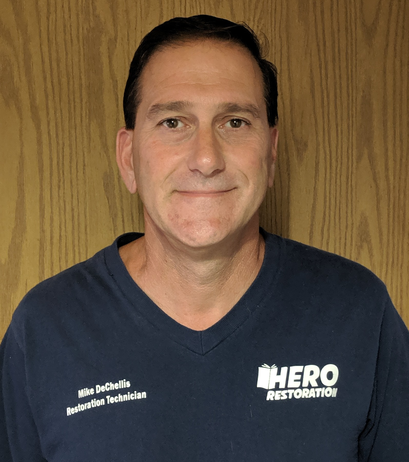 Comic Books Restoration Expert Mike DeChellis